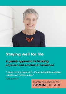 Staying well for life book cover